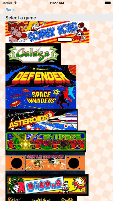 Best 80s arcade games app image