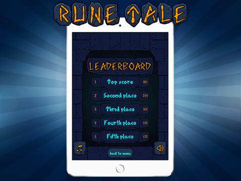 RuneTale - náhled
