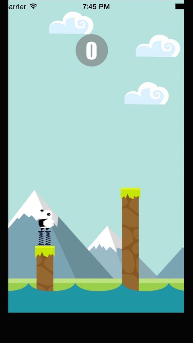 Real Spring Panda screenshot one