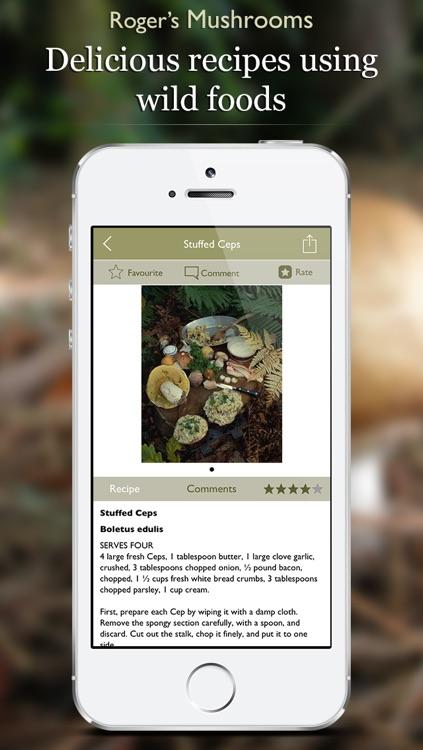 Roger's Mushrooms (Pro) screenshot-3