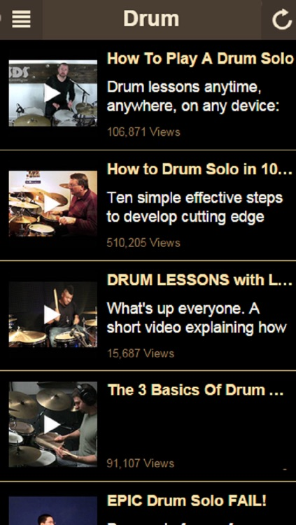 Drum Lessons - Learn How To Play The Drums Easily screenshot-3