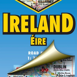 Ireland. Road map