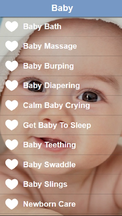 Baby Advice - Learn How To Take Care Of a Baby