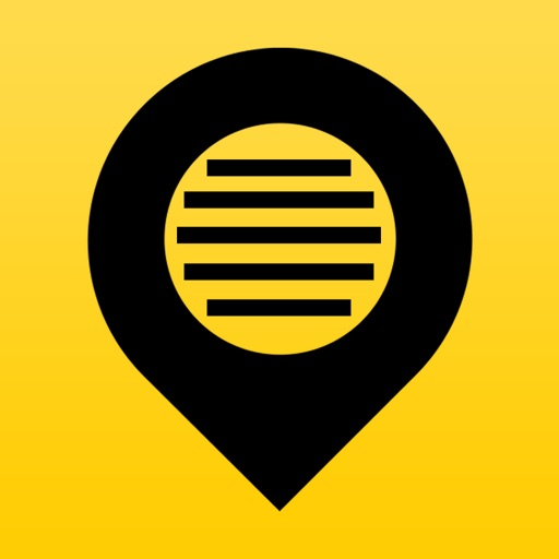 Locationote - Quick location based notes