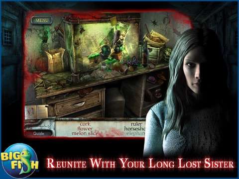 scary hidden object games