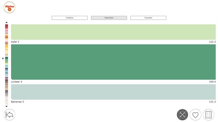 ColorDesigner Int. screenshot-3