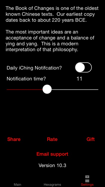 iChing screenshot-3