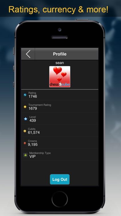 ChessCube Chess screenshot-3