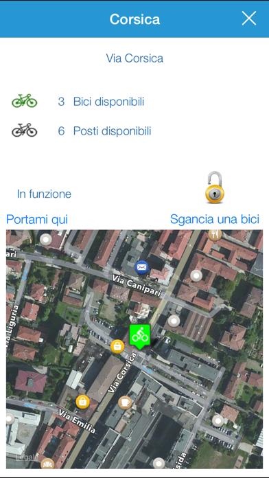 Screenshot of BiciMia5