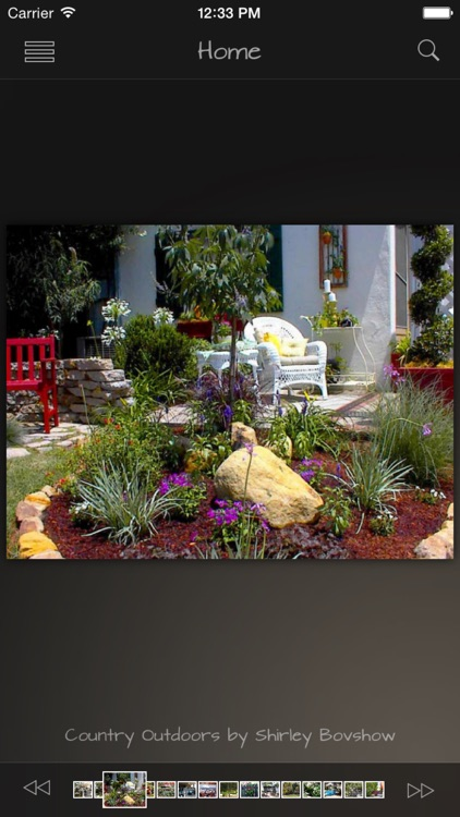 Garden And Landscape Designs By Andreea Jones