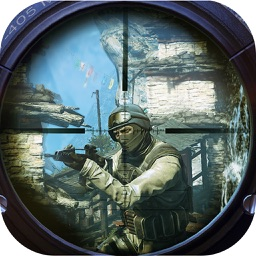 Sniper Attack -  The Vision Battle Shooting Duty