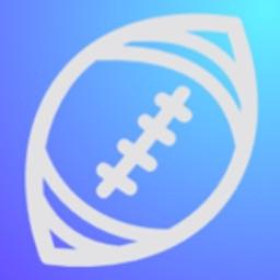 SportsMonitor Football FB00