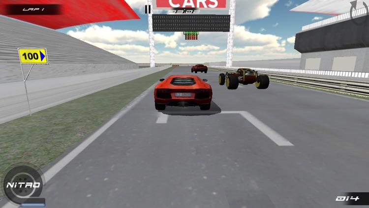 Super Cars Racing I screenshot-3