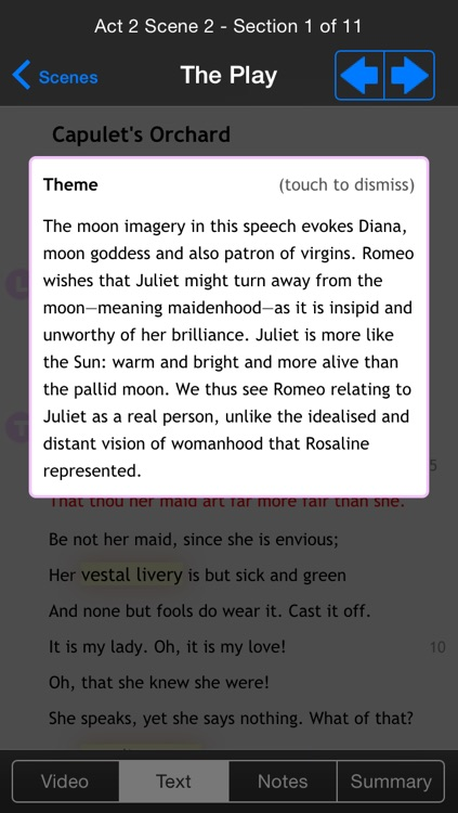 Shakespeare In Bits: Romeo & Juliet screenshot-2