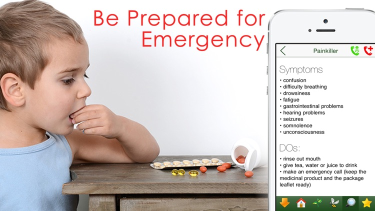First Aid for Children - Poisoning screenshot-0