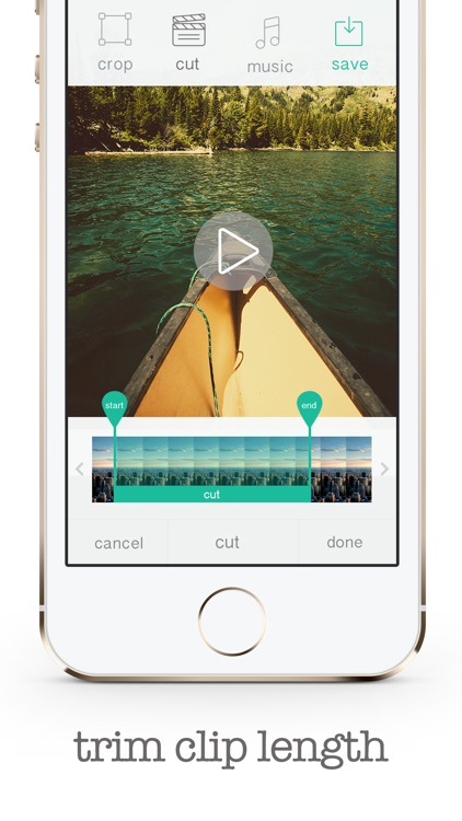 Montage Pro - Combine Multiple Videos into One Video Clip Editor for Vine and Instagram screenshot-3