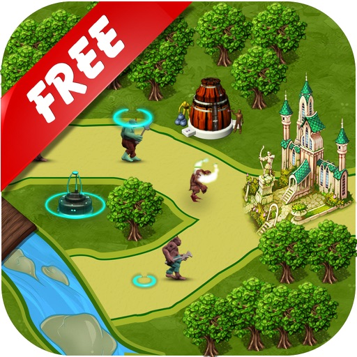 Battle of Towers and Giants Free