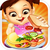 Codes for Crazy Food Maker Kitchen Salon - Chef Dessert Simulator & Street Cooking Games for Kids! Hack