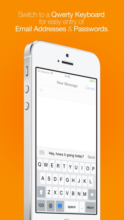 Swipe Nine Keyboard - Fast Predictive Typing with Autocomplete screenshot-4