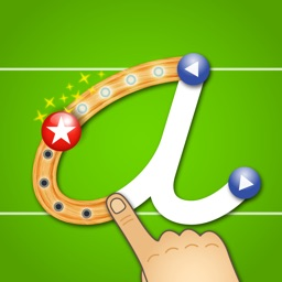 LetterSchool - learn to write letters and numbers