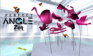 Perfect Angle: Zen edition - Virtual Reality free game for Google Cardboard VR
