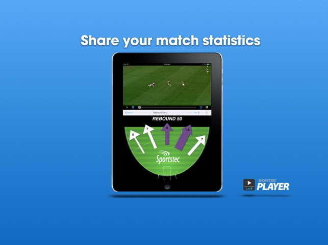 Sportstec Player on the App Store