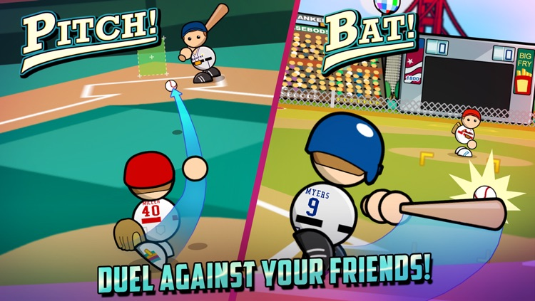 Baseball Battle