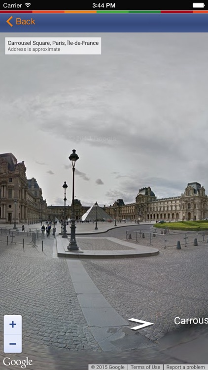 City Tour Guide Paris: offline map with sightseeing gallery video and street view plus emergency help info screenshot-3