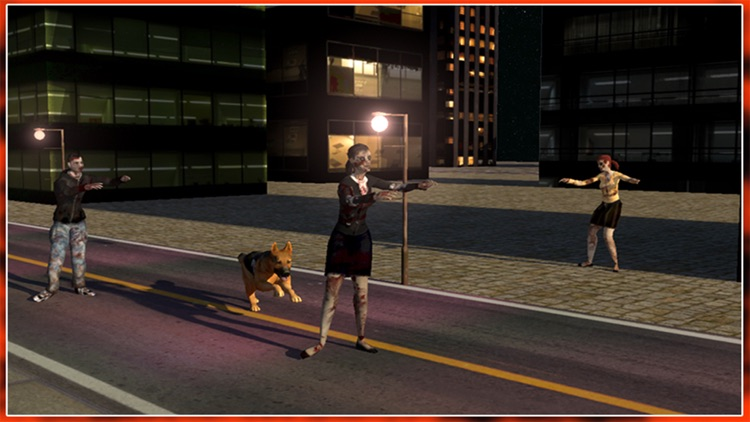 Police Dog vs Zombies Attack screenshot-4