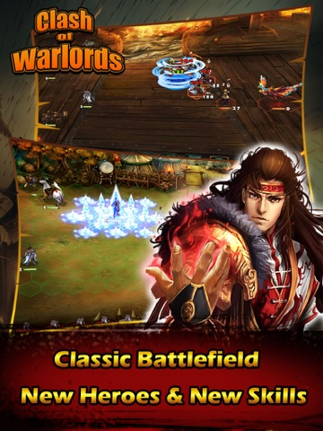 Screenshot #4 for Clash Warlords