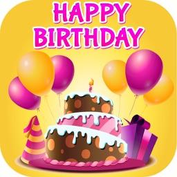 Birthday Cards & Greetings Free