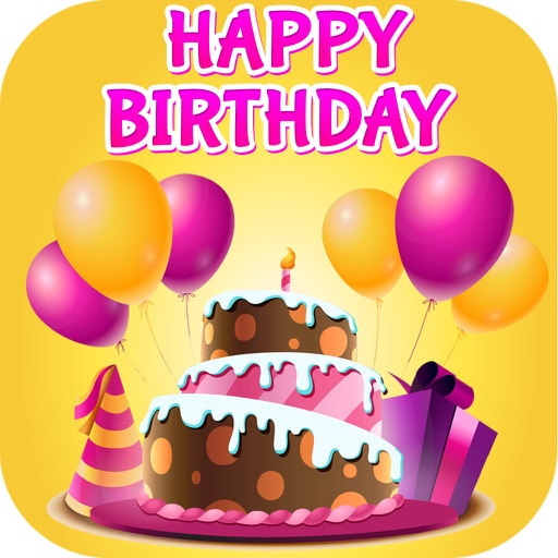 Birthday cards greetings free app data review lifestyle apps birthday cards greetings free app logo m4hsunfo
