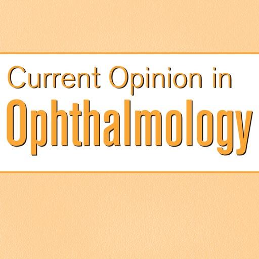 Current Opinion in Ophthalmology