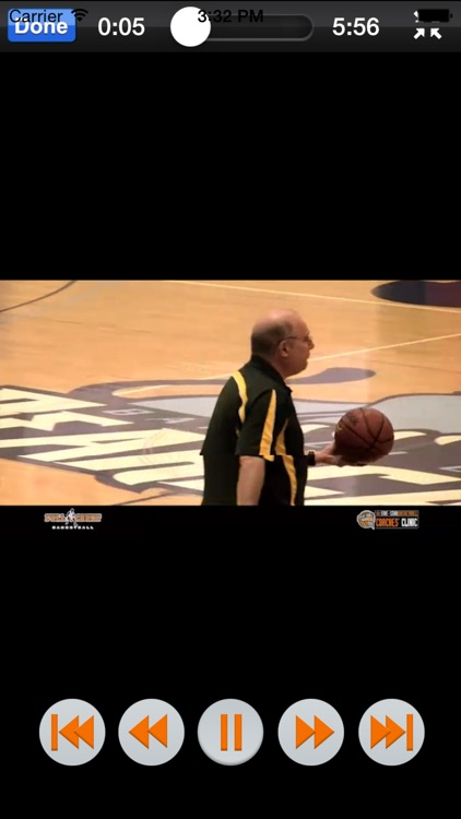 Offense: Transition, Motion & More - With Coach Mitch Buonaguro - Full Court Basketball Training Instruction screenshot-3