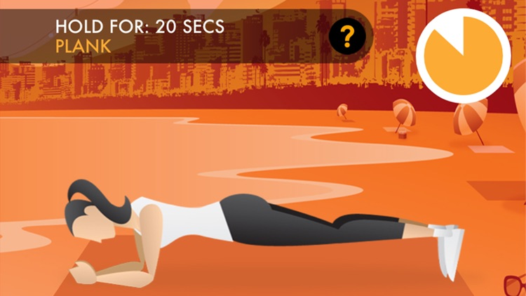 20 Minute Ab Workouts Free: Power 20 screenshot-4