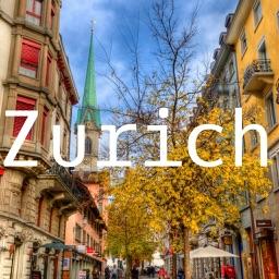 hiZurich: Offline Map of Zurich(Switzerland)