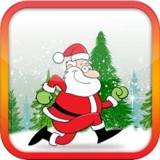 Activities of Santa Claus Run - Impossible and Fun Christmas Dash Game