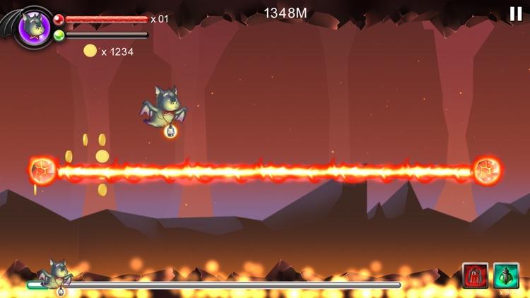 Fat Bat Journey screenshot-3