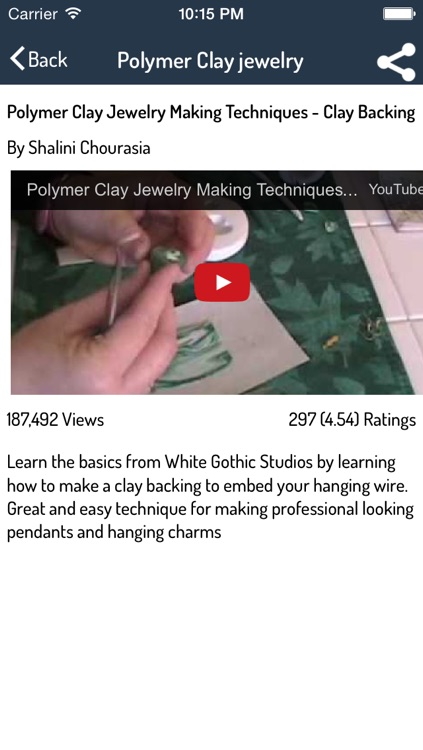 Polymer Clay Canes Guide