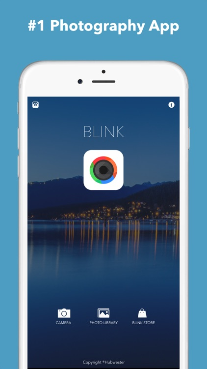BLINK - Photo Editor For Instagram screenshot-3