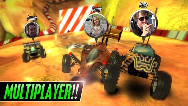 Touch Racing 2 screenshot-3