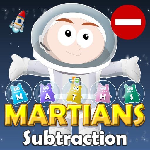 Maths Martians HD: Subtraction