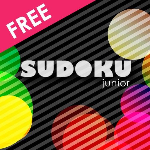 Sudoku Junior Free icon