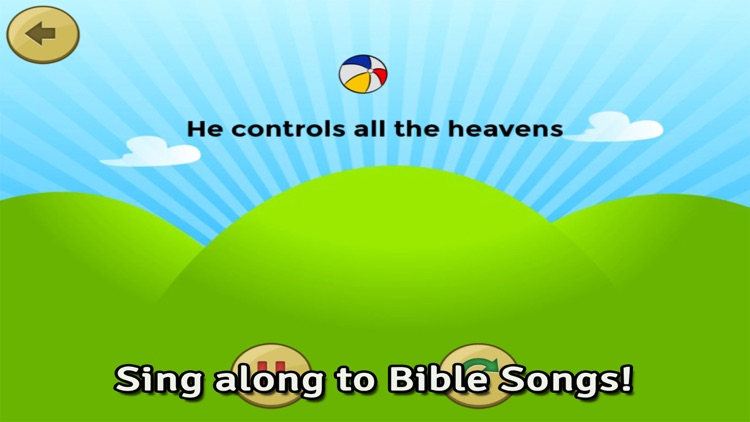 Moses and the Parting of the Red Sea: Bible Heroes - Teach Your Kids with Stories, Songs, Puzzles and Coloring Games! screenshot-4