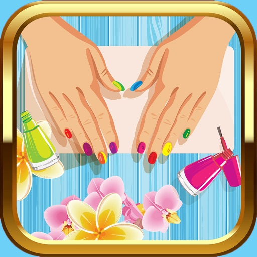 Nail Polish Games For Girls – Cute Manicure Design Idea.s and Beauty Salon Make-Over Free iOS App