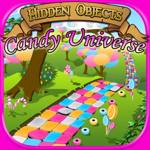 Hidden Objects: World of Candy