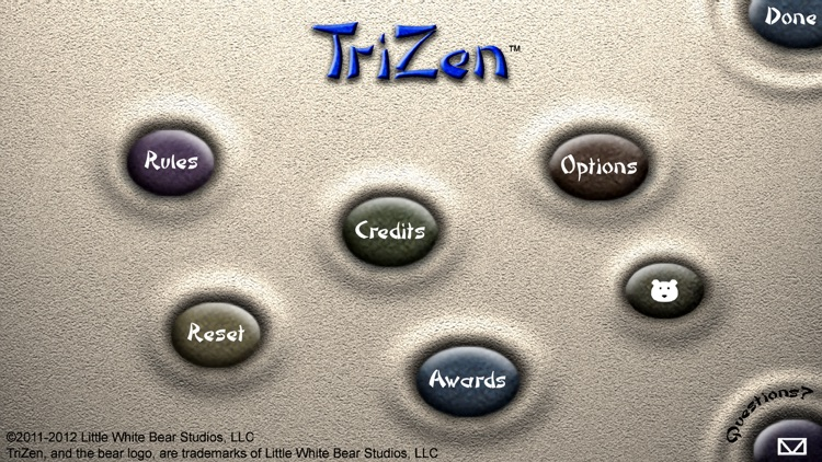 TriZen Free - Relaxing tangram style puzzles screenshot-3