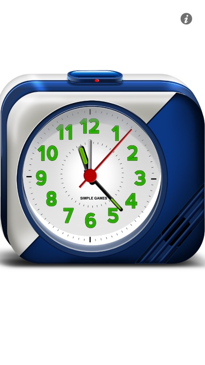 White Noise Box Clock HD screenshot-1