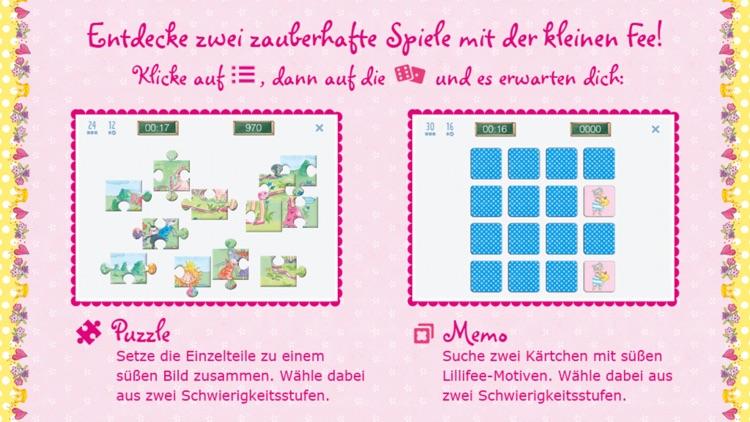 Prinzessin Lillifee: Süße Feen-Geschichten - Band 4 screenshot-4