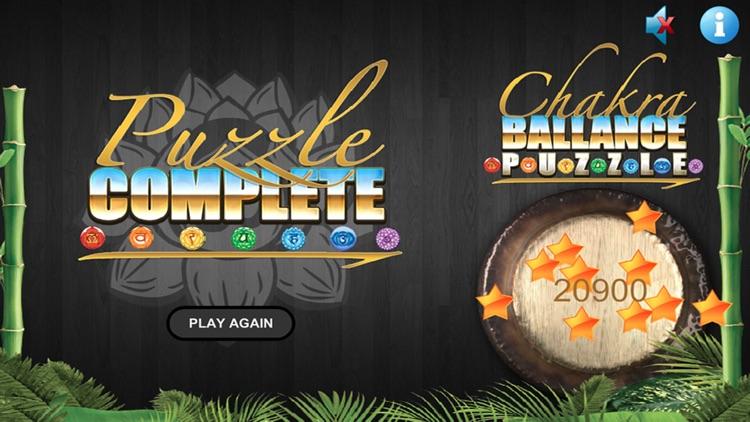 Chakra Balance Puzzle Game (iPad Version) screenshot-3